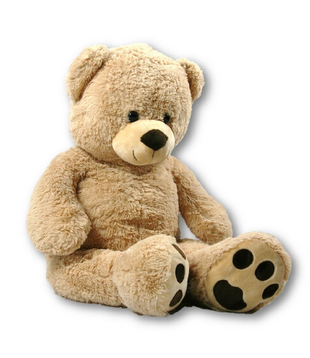 xxl teddyb r b r 1m riesen gro kuscheltier 100 cm teddy pl schtier ebay