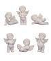 ° 24 Babyengel süsse kleine Engel Figuren je 3,5 cm Engelfiguren