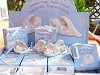 ° 24 liegende Engel in Flügel im Display Schutzengel Gastgeschenk Hochzeit Taufe