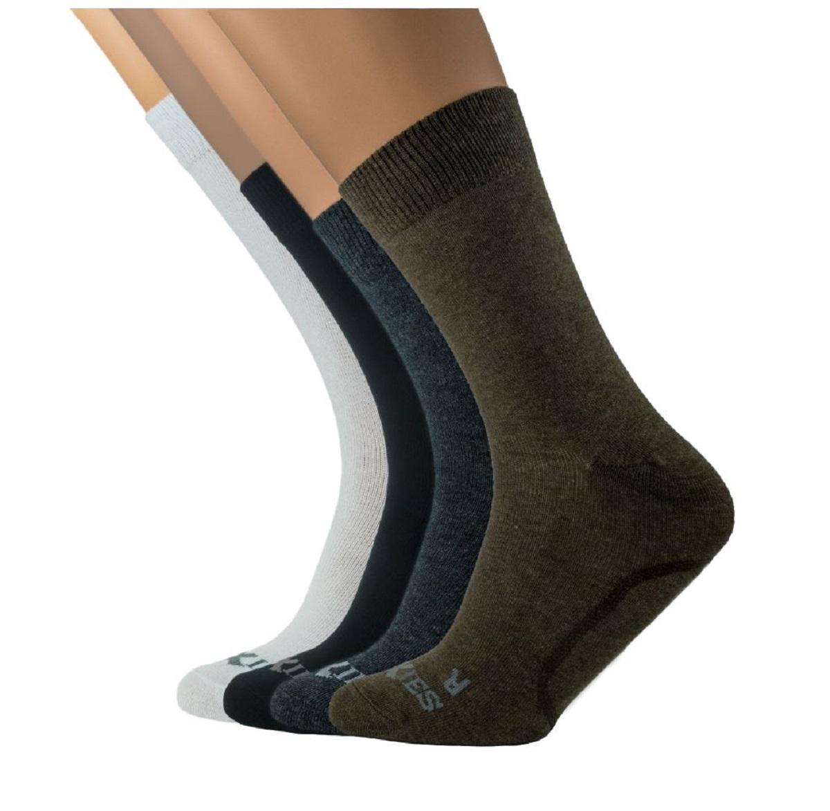SOXIES Gel Pad Socken Einlage Laufsocke Wandern Wellness Massage in Schwarz NEU