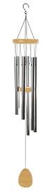 Klangspiel 165 cm mit 6 Klangröhren Windspiel Mobile
