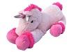 _  ROSA XXL Einhorn Plüschtier rosa 110 cm Kuscheltier Stofftier