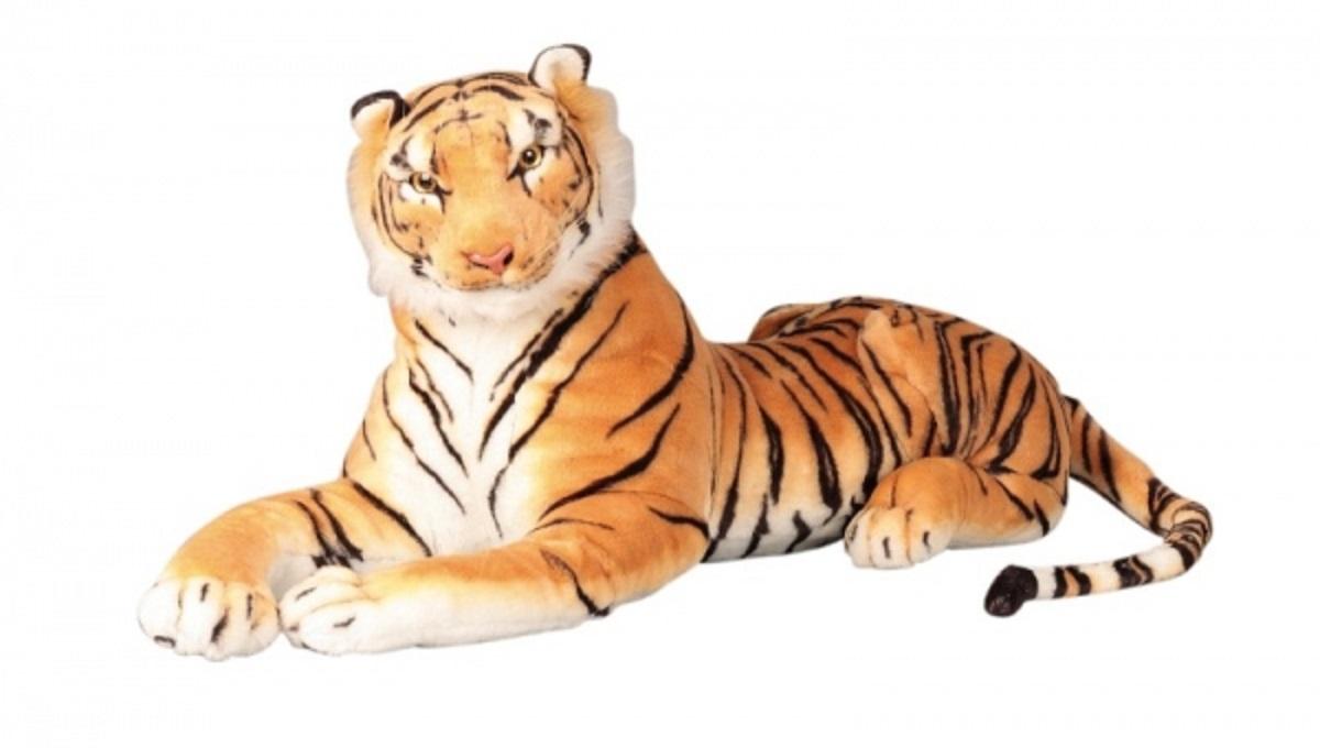 Brauner Tiger