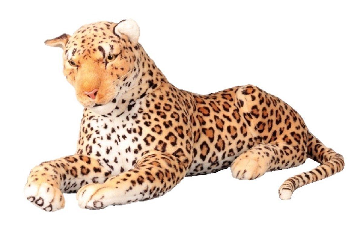 süßer XXL Leopard
