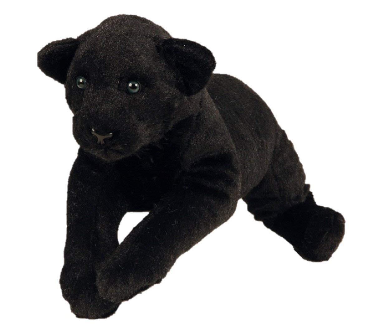 Panther liegend