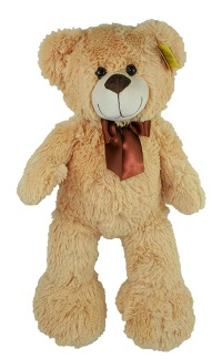 _  BRAUN Teddy Bär 54 cm Sunkid Kuscheltier Plüschtier