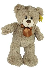 _  HELLBRAUN Teddy Bär 54 cm Sunkid Kuscheltier Plüschtier