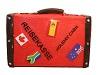 ´ Spardose Koffer Rot Reisekoffer 14 x 11,5 x 5,5 cm