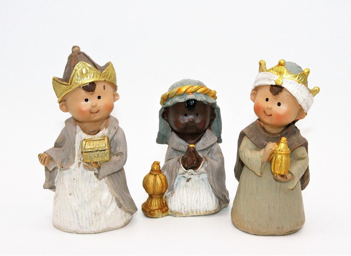 Krippenfiguren Set Weihnachten 10 Krippe Figuren bis 10 cm Weihnachtsdeko Jesus